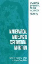 Mathematical Modeling in Experimental Nutrition (Advances in Experimental Medici