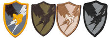 ARMY SECURITY AGENCY Patches - 1 patch in the 4 styles it was authorized to use