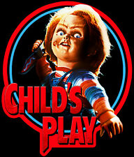 80's Horror Classic Child's Play Chucky Poster Art custom tee Any Size Any Color