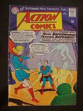 Action #332 G/VG How Superwoman Trained Superboy