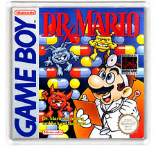 DR MARIO NINTENDO GAME BOY FRIDGE MAGNET IMAN NEVERA