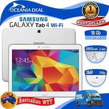 """[NEW SEALED BOX] SAMSUNG GALAXY TAB 4 SM-T530 16GB Wi-Fi 10.1"""" + 12MTH OZ WTY"""