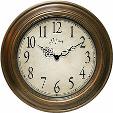 Large Wall Clock Home Decor Oversized Big Decorative Traditional Style Furniture