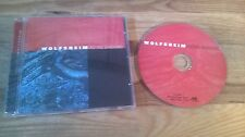 CD Gothic Wolfsheim - Casting Shadows (11 Song) STRANGE WAYS