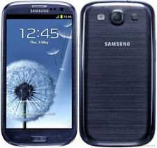 Blue Original Samsung Galaxy S3 III GT-I9300 16GB Unlocked Smartphone 8MP 4.8""