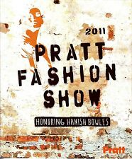 2011 Pratt Fashion Show Honoring Hamish Bowles Vogue Style Looks