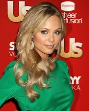 LAURA VANDERVOORT 10 x 8 PHOTO.FREE P&P AFTER FIRST PHOTO+ FREE PHOTO.A7