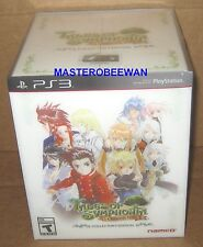 PS3 Tales of Symphonia: Chronicles Collector's Edition New Sealed