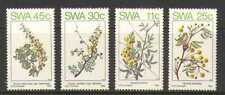 SWA 1984 Spring Flowers/Plants/Nature 4v set (n19958)