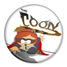 """The Coon Arrives"" Cartman 25mm 1"" Pin Badge Button South Park Coon And Friends"