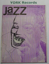 JAZZ JOURNAL MAGAZINE - November 1969 - Vol 22 No 11 - Magic Sam / Jimmy Smith