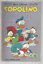 TOPOLINO LIBRETTO n° 258 - 6 NOVEMBRE 1960 -   CON  BOLLINO - QS EDICOLA