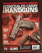World Of Firepower Concealed Carry Handguns Buyer's Guide Sum 2016 FREE SHIPPING