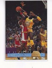 1993 CLASSIC BASKETBALL DRAFT PICKS LPS INSERT SHAQUILLE O'NEAL #LP9 LSU TIGERS