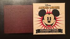 2014 Niue 1 oz Silver Disney Steamboat Willie Box and Certificate Only No Coin