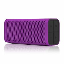 Braven 705 Portable Bluetooth Speaker with Power Bank - Purple