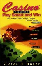 Casino TM Magazine's Play Smart and Win: How to Beat Most Popl Casino Games