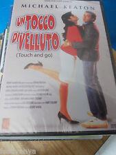 DVD FILM ORIGINALE  -  UN TOCCO DI VELLUTO          - FESTIVANYA -