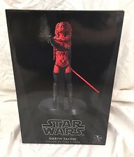 Darth talon Gentle Giant Statue NIB #191/1200 LIMITED EDITION