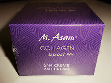 M.Asam Collagen Boost 24H Creme, Tages- u.Nachtcreme, Day Night Cream 100 ml