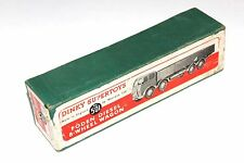 Dinky Toys Original 1st Type Foden 8 Wheeled Diesel Wagon Lid Only # 501 !!