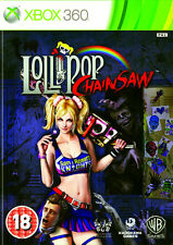Lollipop Chainsaw XBox 360 *in Excellent Condition*