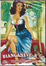 Dvd video **BIANCANEVE & CO** con Oreste Lionello Gianfranco D'Angelo nuovo 1982