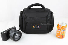 Waterproof Shoulder Camera Case Bag For Pentax Q7 Q-S1 XG-1