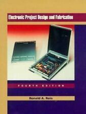 Electronic Project Design and Fabrication (4th Edition)-ExLibrary