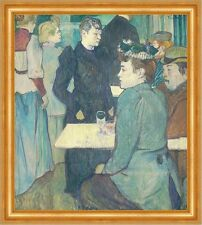 A corner of the Moulin de la galette toulouse-lautrec danse CAFE B a3 02233
