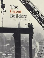 The Great Builders-ExLibrary