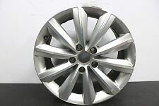 "1 x Genuine ORIGINALE VOLKSWAGEN PASSAT 3a SAO PAULO 17"" Diamond Cut Cerchi in lega"