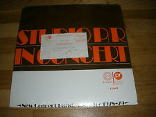 Studio P/R in concert band music 1978-79 LP Record - Sealed