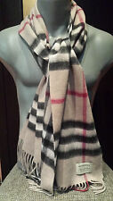 BURBERRY SCARF-CASHMERE.COLOR-CAMEL