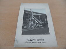 uralt Photo State motor Stationary engine Free case drill Dresden