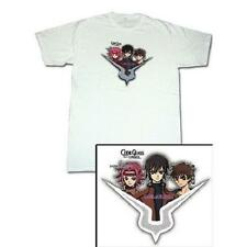 *NEW* Code Geass Kaalen Lelouch & Suzaku Large (L) T-Shirt