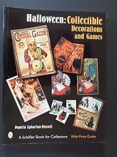 Halloween:Collectible Decorations & Games. A Schiiffer Book for Collectors.