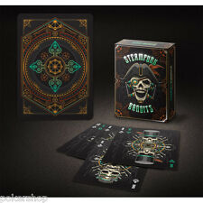 Carte Steampunk Bandits Coloured Edition by Gambler's Warehouse