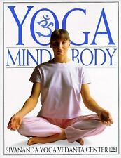 Yoga Mind & Body Sivananda Yoga Vedanta Centre Hardcover