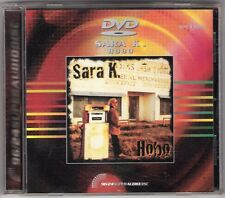 SARA K Hobo DVD-A 1998 Chesky Records 96/24 SUPER AUDIO audiophile CHDVD177
