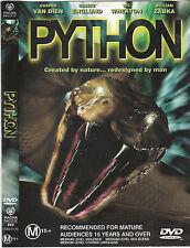 Python-2000-Casper Van-Dien-Movie-DVD