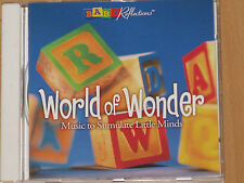 WORLD OF WONDER - MUSIC TO STIMULATE LITTLE MINDS