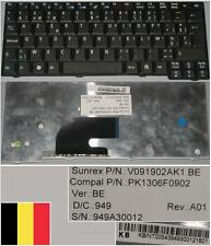 Clavier Azerty Belge ACER ONE 531H D150 D250 V091902AK1 PK1306F0902 KB.INT00.543