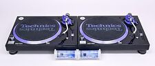 2 Technics SL-1200 MK5 (Customised Color + High Quality RCA + Custom LED Lights)
