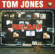 TOM JONES Reload CD Album Gut 1999