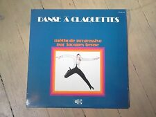 LP JACQUES BENSE / TRIO JIMMY MEDGLEY - DANSE A CLAQUETTES / excellent état