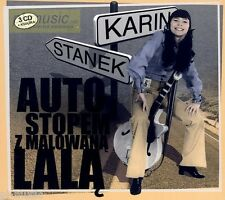 = KARIN STANEK - AUTOSTOPEM Z MALOWANA LALA /3CD BOX sealed BEST