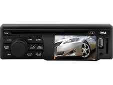 """PYLE PLD34MUB 3"""" Single-DIN In-Dash TFT/LCD DVD Receiver with USB/SD(TM) Card In"""