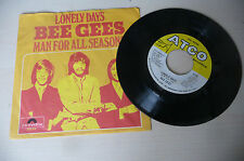 "BEE GEES""LONELY DAYS- disco 45 giri ATCO Usa 1972"""