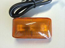 L.E.D. TRAILER LED SIDE CLEARANCE LIGHTS - AMBER - PAIR